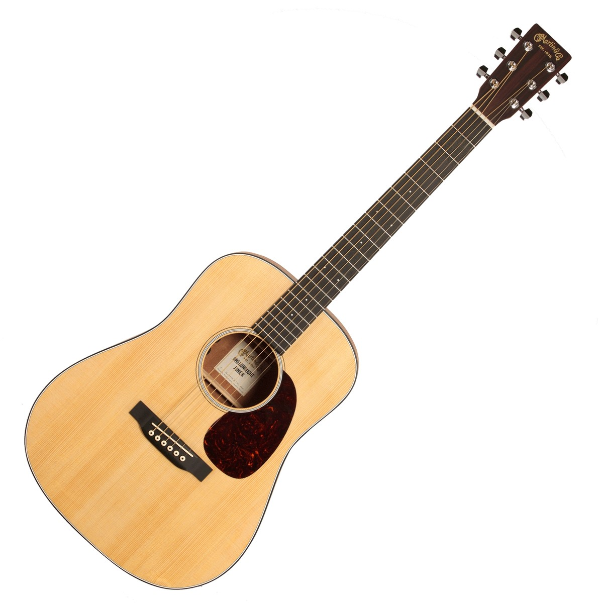 martin dreadnought junior electro acoustic guitar b stock at gear4music. Black Bedroom Furniture Sets. Home Design Ideas