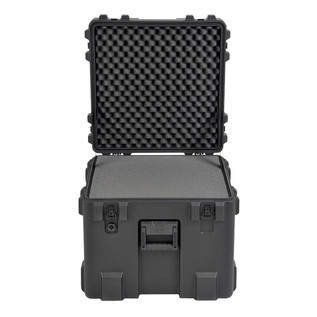 SKB R Series 2222-20 Waterproof Case (With Cubed Foam) - Front Open