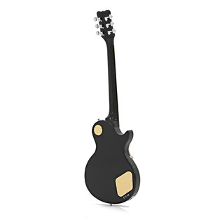 New Jersey Left Handed Electric Guitar by Gear4music, Black