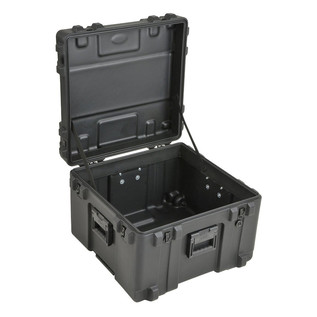 SKB R Series 2423-17 Waterproof Case (Empty) - Angled Open