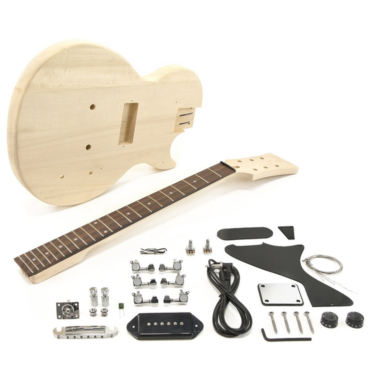new jersey jr electric guitar diy kit b stock at gear4music. Black Bedroom Furniture Sets. Home Design Ideas