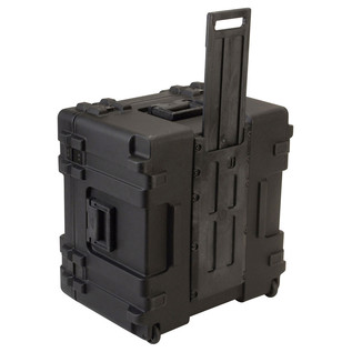 SKB R Series 2423-17 Waterproof Case (With Cubed Foam) - Rear With Handle