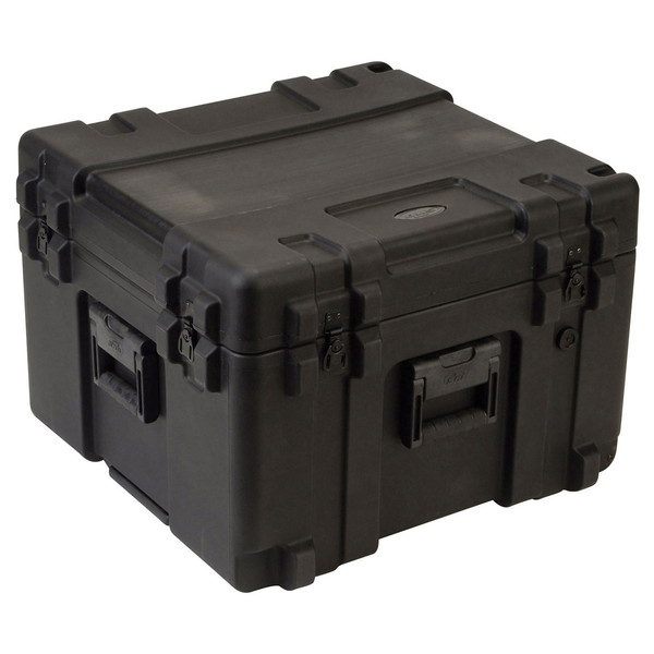SKB R Series 2423-17 Waterproof Case (With Cubed Foam) - Angled Closed