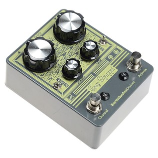 EarthQuaker Devices Gray Channel Dynamic Dirt Doubler Side