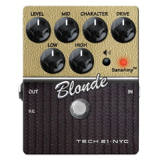 Tech 21 SansAmp Character Series Blonde