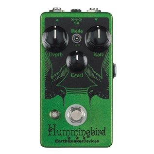 EarthQuaker Devices Hummingbird Repeat Percussions V3 Top Panel