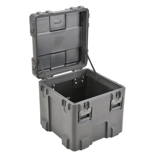 SKB R Series 2424-24 Waterproof Case (Empty) - Angled Open