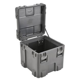 SKB R Series 2424-24 Waterproof Case (Empty) - Angled Open