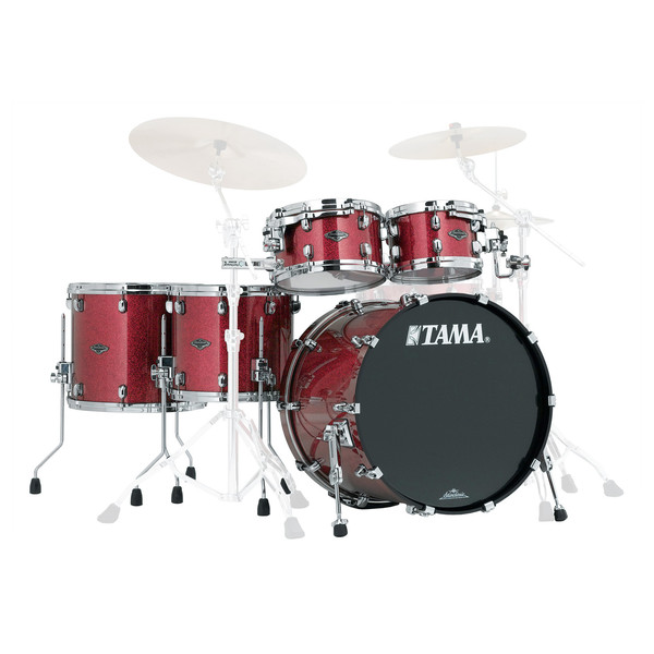 Tama Starclassic Performer B B 5pc Shell Pack Coral Red