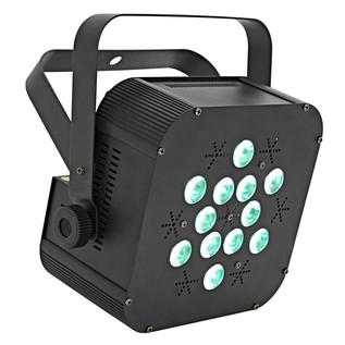 12 x 10w Flat LED Par Can by Gear4music
