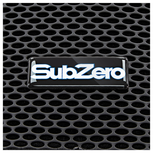 """Subzero 700W 12"""" Floor Monitor Twin Pack by Gear4music"""