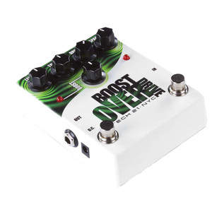 Tech 21 Boost Overdrive Pedal
