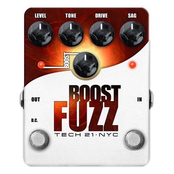Tech 21 Boost Fuzz Pedal
