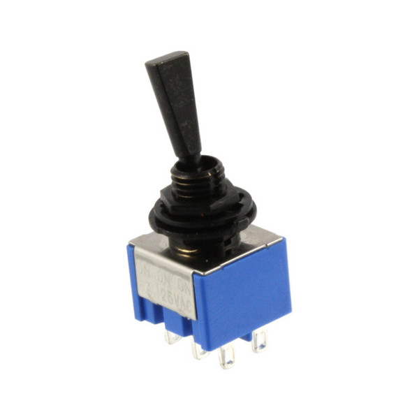 Allparts DPDT Mini Switch On/On
