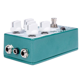 EarthQuaker Devices The Depths Optical Vibe Machine Side