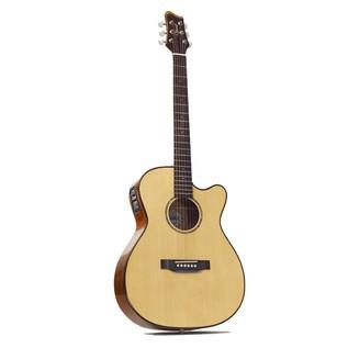 Ozark OM Cutaway Electro Acoustic, Natural