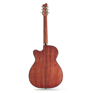 Ozark OM Cutaway Electro Acoustic, Natural Back