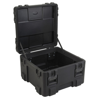 SKB R Series 2727-18 Waterproof Case (Empty) - Angled Open