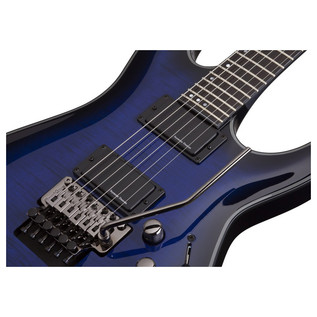 Schecter Blackjack SLS C-1 Floyd Rose Active Electric Guitar