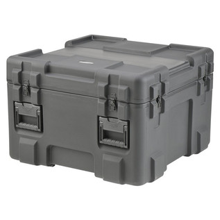 SKB R Series 2727-18 Waterproof Case (With Layered Foam) - Angled Closed
