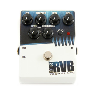 Tech 21 Boost RVB Analog Reverb