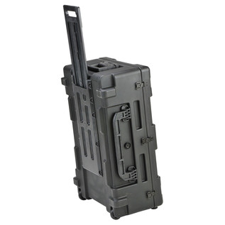 SKB R Series 2817-10 Waterproof Case (Empty) - Angled With Handle