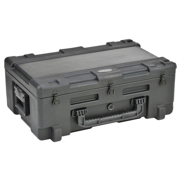 SKB R Series 2817-10 Waterproof Case (With Cubed Foam) - Angled Closed