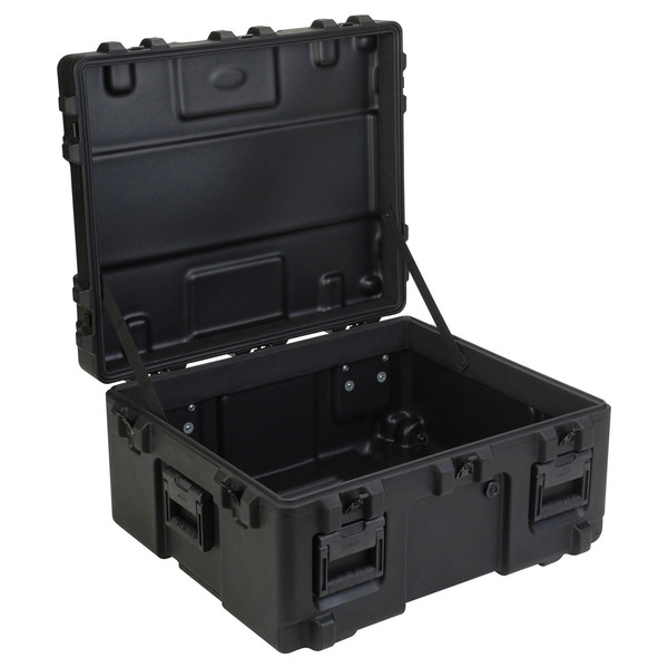 SKB R Series 3025-15 Waterproof Case (Empty) - Angled Open