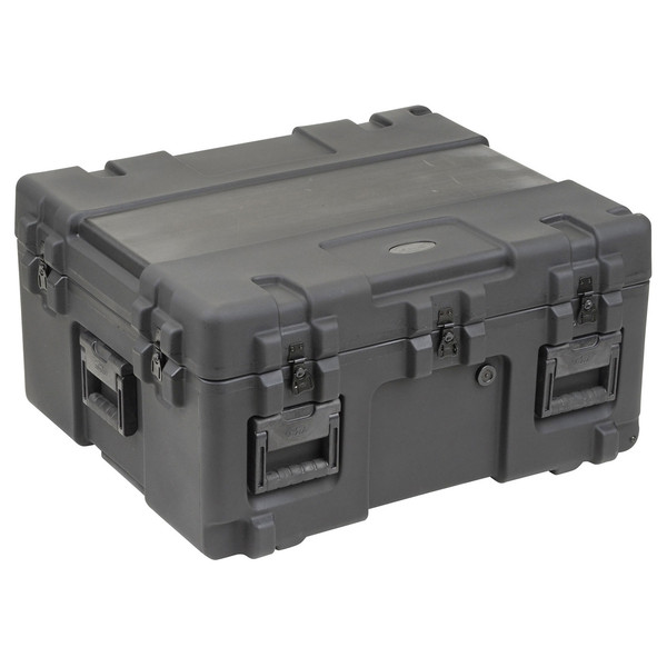 SKB R Series 3025-15 Waterproof Case (Empty) - Angled Closed