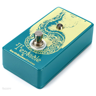 EarthQuaker Devices Tentacle Analog Octave Up Side