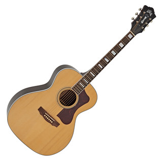 Guild F-47R Grand Orchestra Acoustic Guitar, Natural