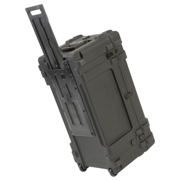 SKB R Series 3214-15 Waterproof Case (With Cubed Foam) - Side View With Handle