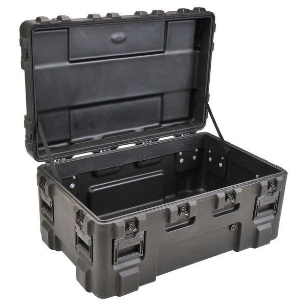 SKB R Series 4024-18 Waterproof Case (Empty) - Angled Open