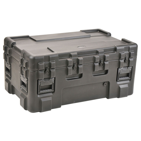 SKB R Series 4024-18 Waterproof Case (Empty) - Angled Closed
