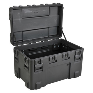 SKB R Series 4024-24 Waterproof Case (Empty) - Angled Open