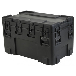SKB R Series 4024-24 Waterproof Case (With Layered Foam) - Angled Closed