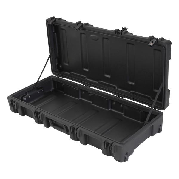 SKB R Series 4417-8 Waterproof Case (Empty) - Angled Open