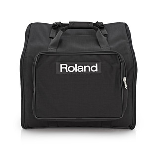 Roland FR-3X V-Accordion, Black, with Bag