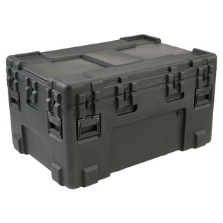SKB R Series 4530-24 Waterproof Case (With Layered Foam) - Angled Closed