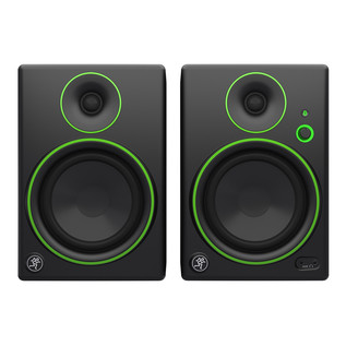 Mackie CR5-BT Bluetooth Monitor Speaker, Pair