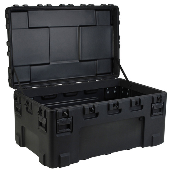 SKB R Series 5030-24 Waterproof Case (Empty) - Angled Open