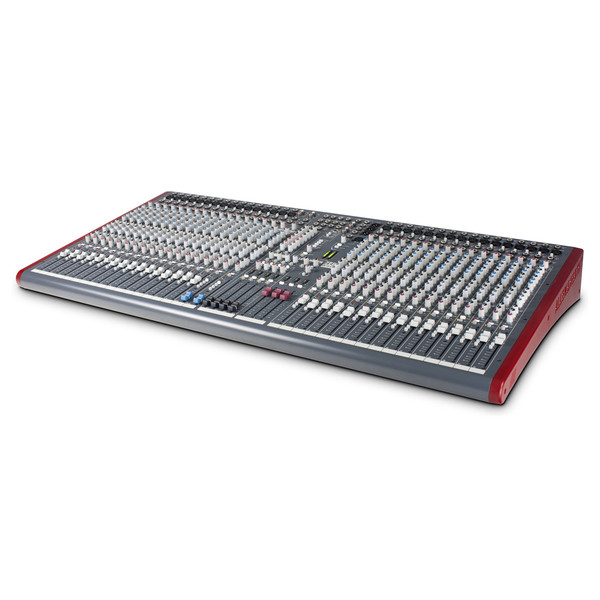 Allen and Heath ZED 436 Mixing Desk - Angled View