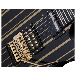 Schecter Synyster Custom Sustianiac Electric Guitar