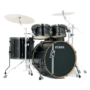 Tama Superstar HyperDrive Maple 5Pc Shell Pack, Brushed Charcoal