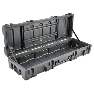 SKB R Series 5212-7 Waterproof Case (Empty) - Angled Open
