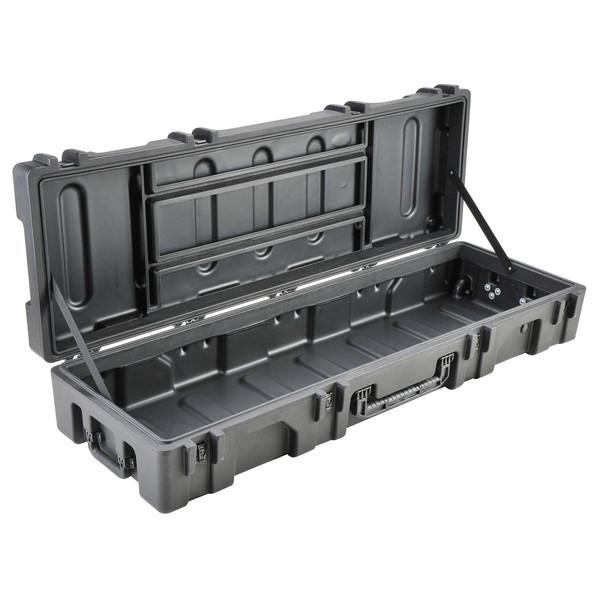 SKB R Series 5212-7 Waterproof Case (Empty) - Angled Open