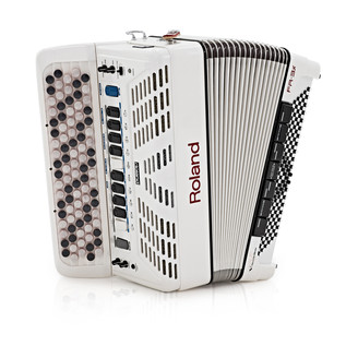 Roland FR-3XB V-Accordion, White