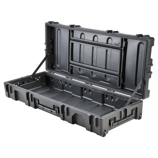 SKB R Series 6223-10 Waterproof Case (Empty) - Angled Open