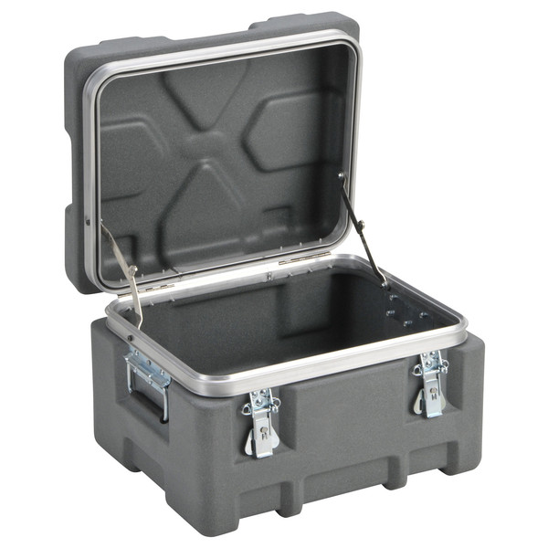 "SKB 12"" Deep Roto X Shipping Case - Angled Open"
