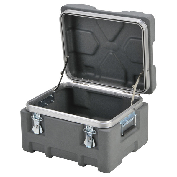 "SKB 12"" Deep Roto X Shipping Case - Angled Open 2"